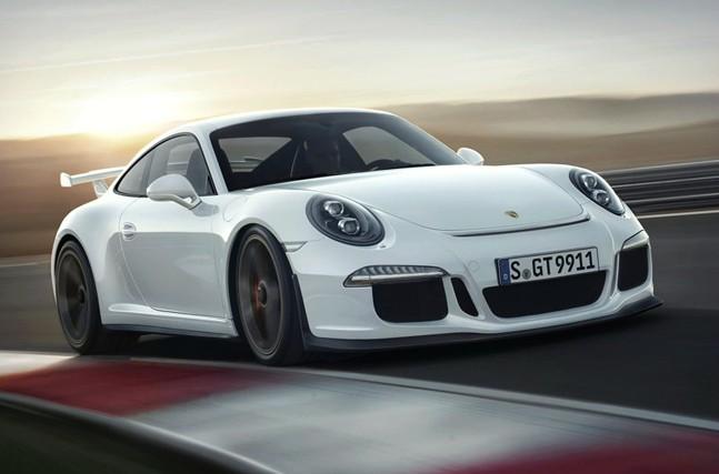 0 60 Times Porsche