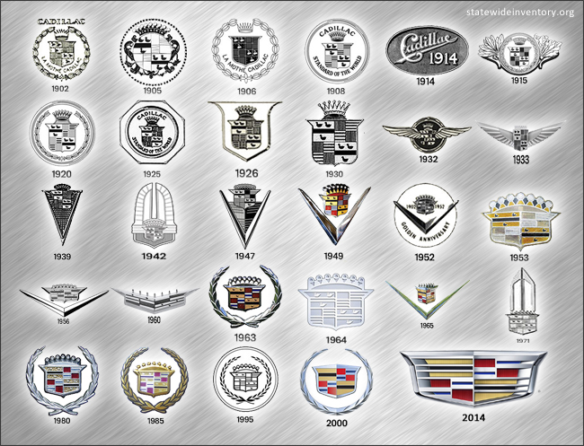 Crown Auto Sales >> Cadillac Logo, Cadillac Meaning and History — Statewide Auto Sales