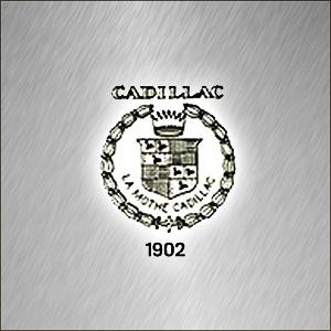 First Cadillac Logo 1902