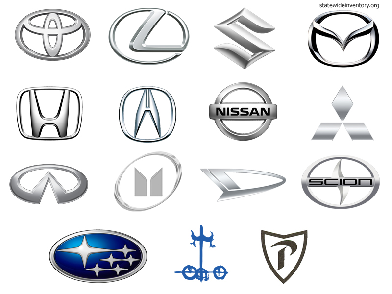 Japanese Car Brands Companies And Manufacturers Statewide Auto Sales
