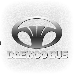 Zyle Daewoo Bus Corporation logo